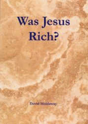 Was Jesus Rich